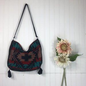 Woven Boho Bag